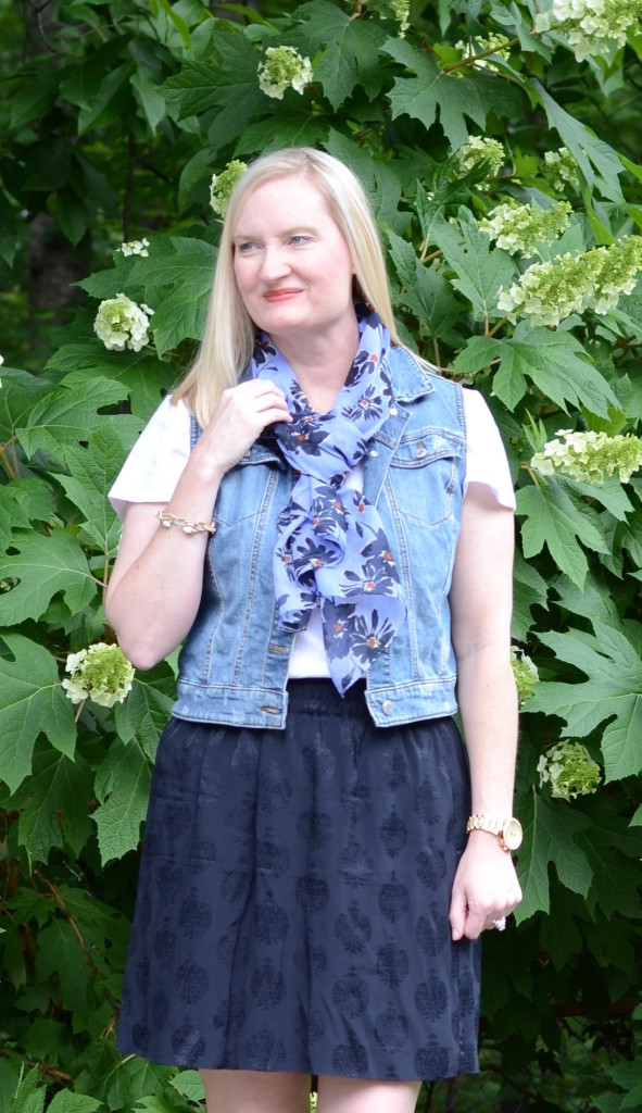 capsule wardrobe outfit 5
