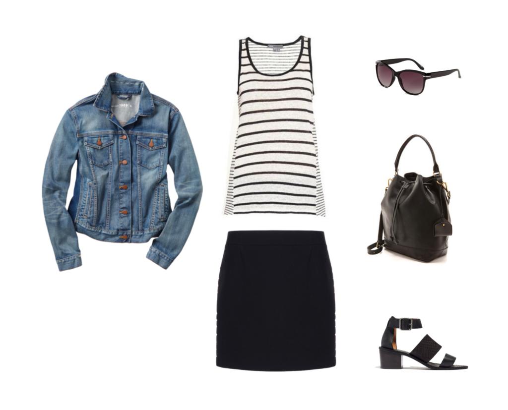 fashionable friday ootd #11 minimalist basics outfit