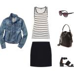 Fashionable Friday OOTD #11: Minimalist Basics