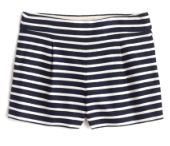 shorts - stripe