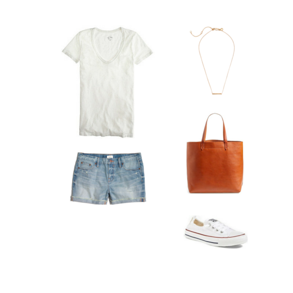 Capsule Wardrobe On a Budget Minimalist Outfit 6
