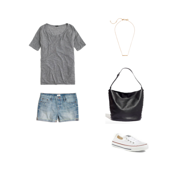 Capsule Wardrobe On a Budget Minimalist Outfit 9