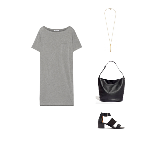 Capsule Wardrobe On a Budget Minimalist Outfit 8