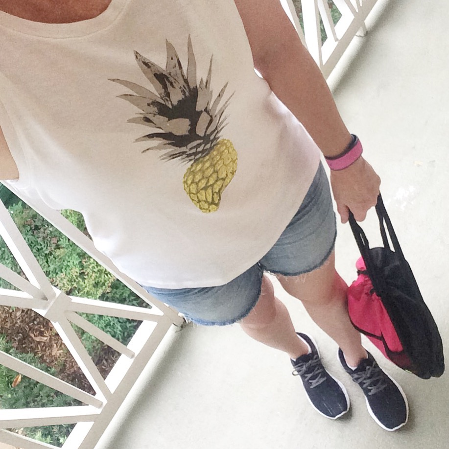Disney World outfit day 5