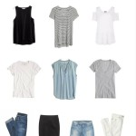 Starter Capsule Wardrobe (10 Pieces / Summer)
