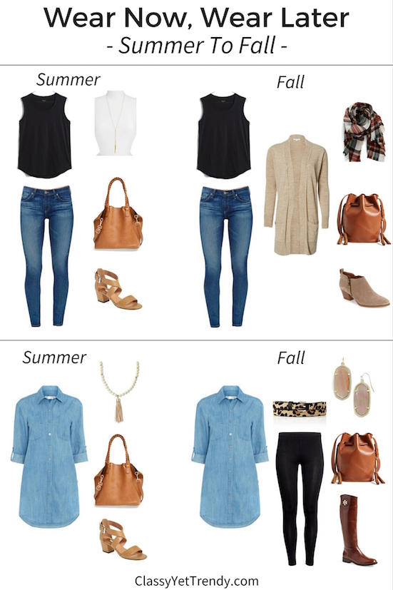 Wear Now, Wear Later - Summer To Fall