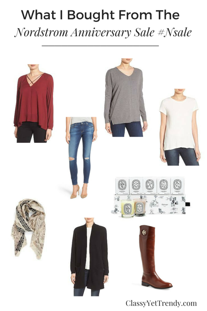 What I Bought Nordstrom Anniversary Sale Nsale