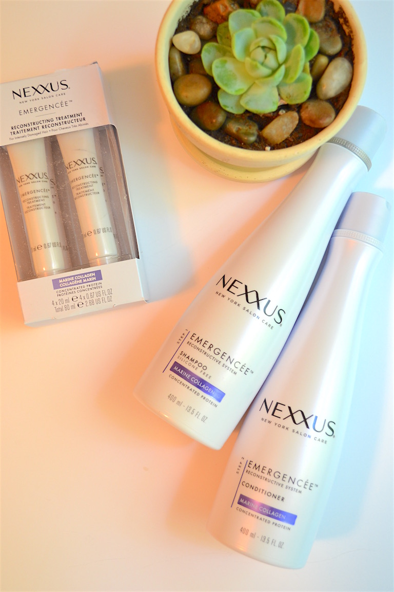 Love Your Hair Again With Nexxus
