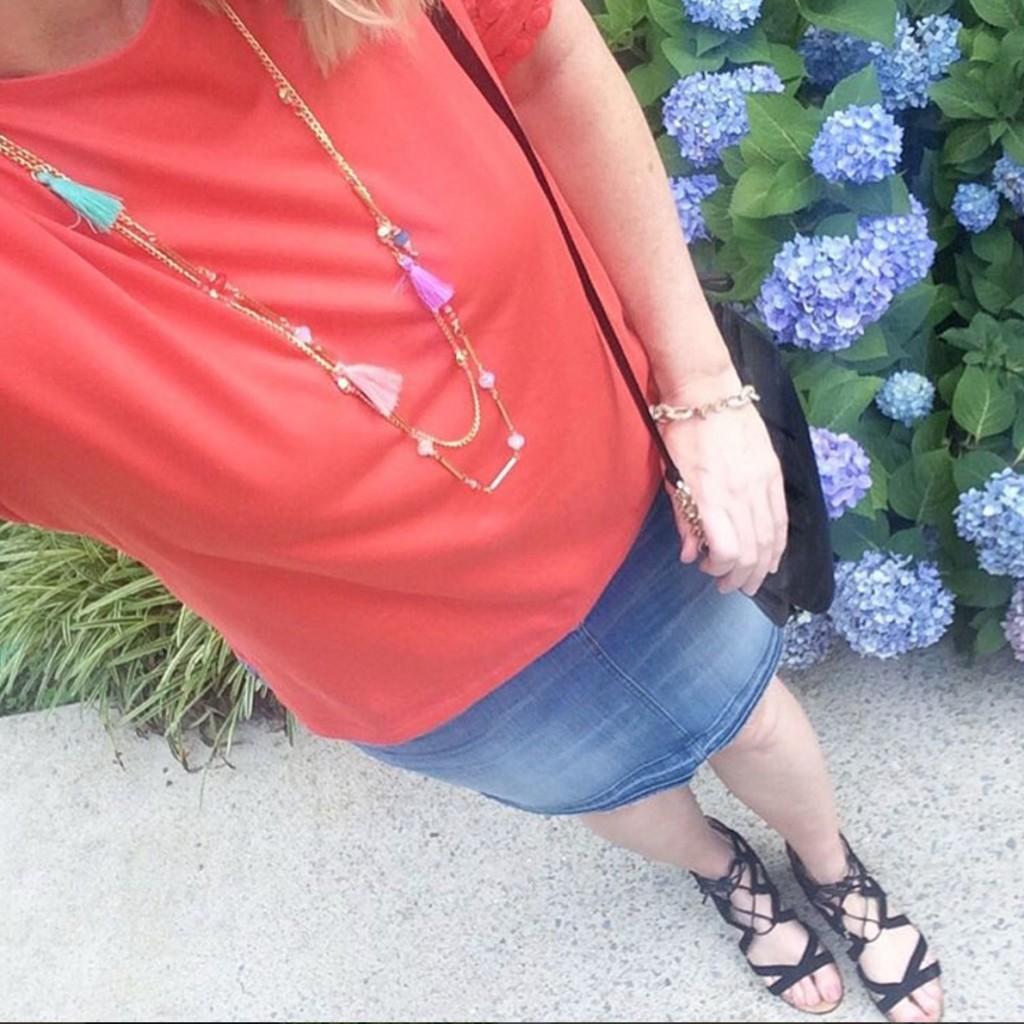 summer capsule wardrobe instagram 7