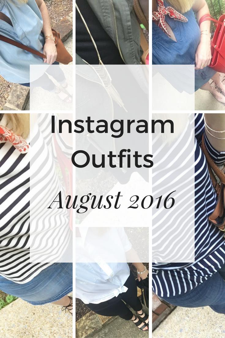 Instagram Aug 2016