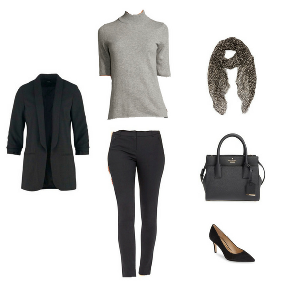 The French Minimalist Capsule Wardrobe