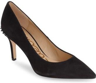 SHOE black heel