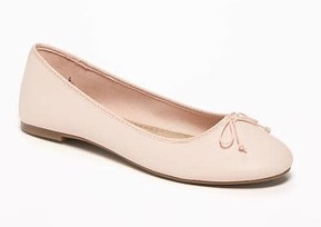 SHOES - BALLET FLATS BLUSH