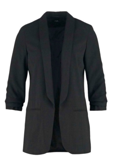 wardrobe essentials black blazer