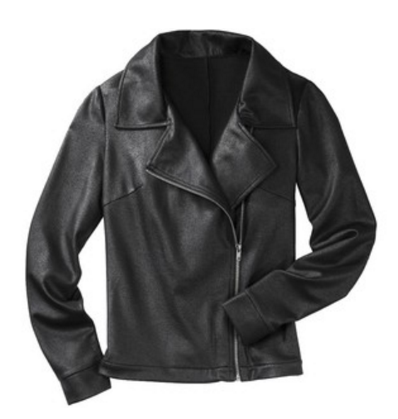 TOPPER - leather jacket