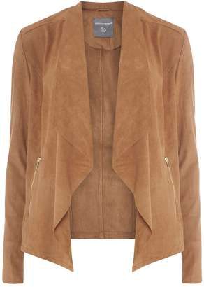 wardrobe essential suede jacket