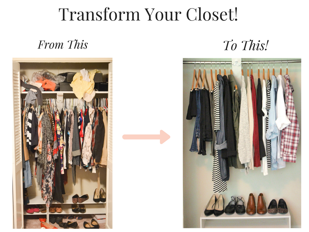 Transform Your Closet!