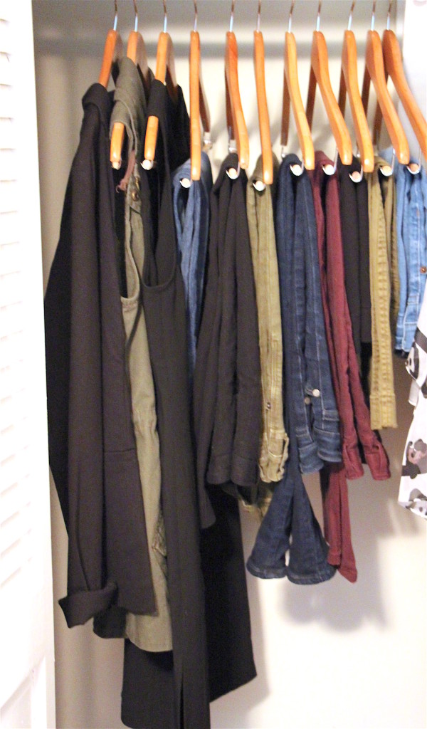 My Fall 2016 Capsule Wardrobe bottoms