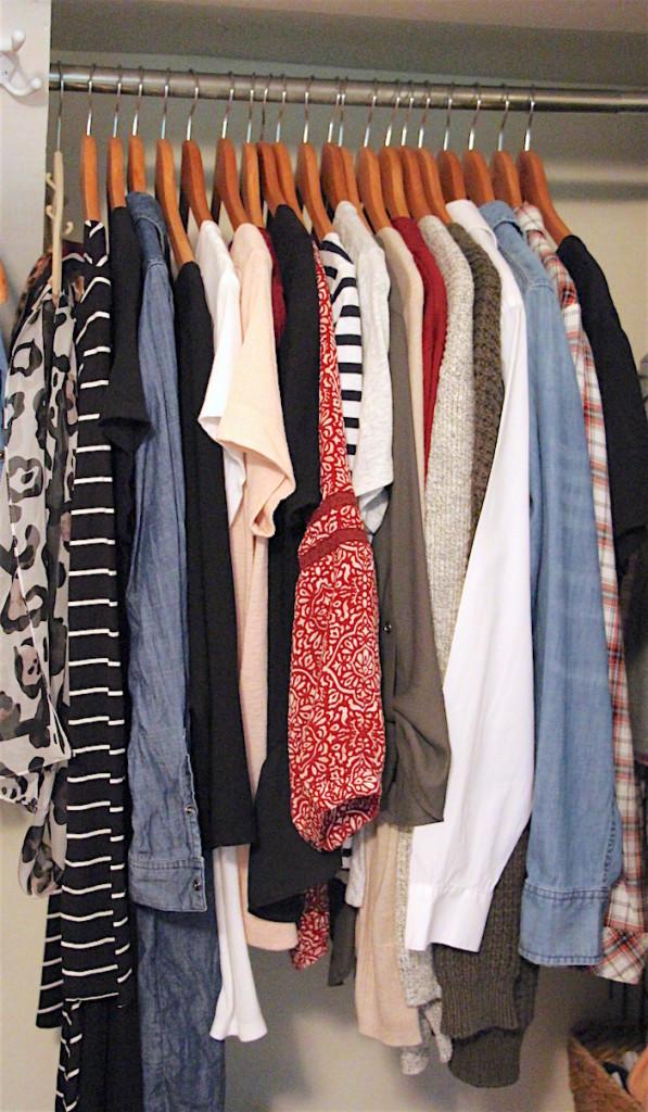 My Fall 2016 Capsule Wardrobe tops