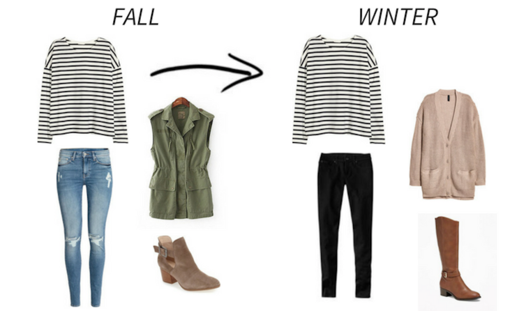 Wear Now Wear Later: Fall To Winter Outfit 2