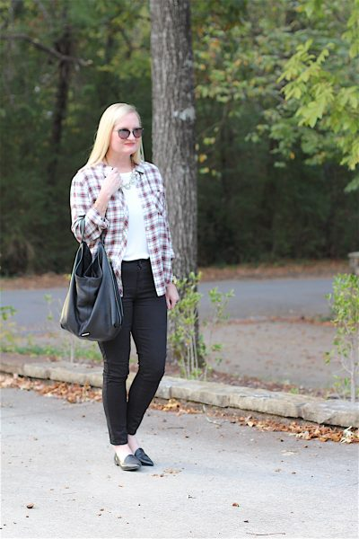 Casual Plaid (Trendy Wednesday Link-up #95)