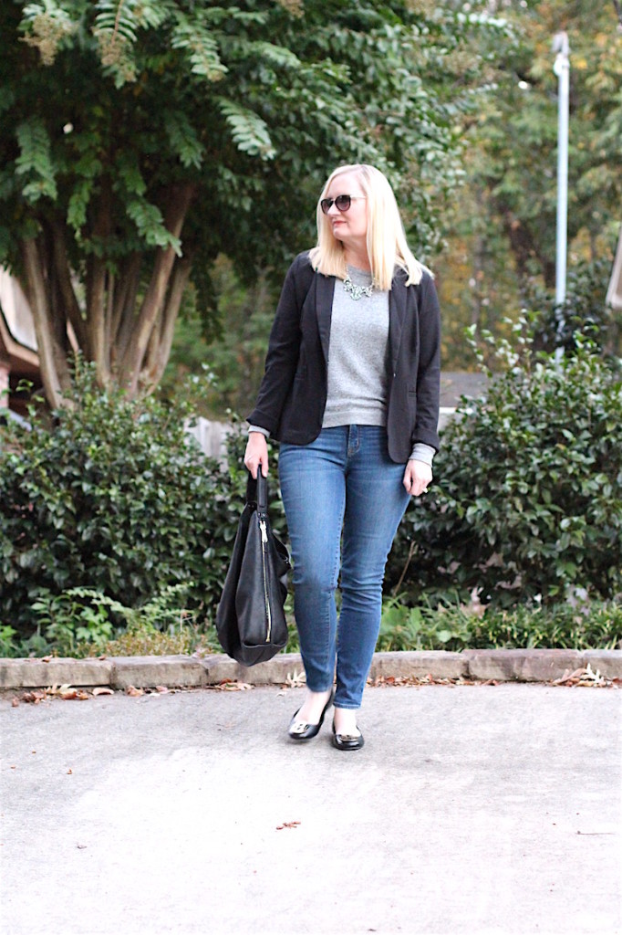French Minimalist Outfit #8
