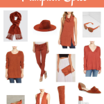 Trending Color: Pumpkin Spice