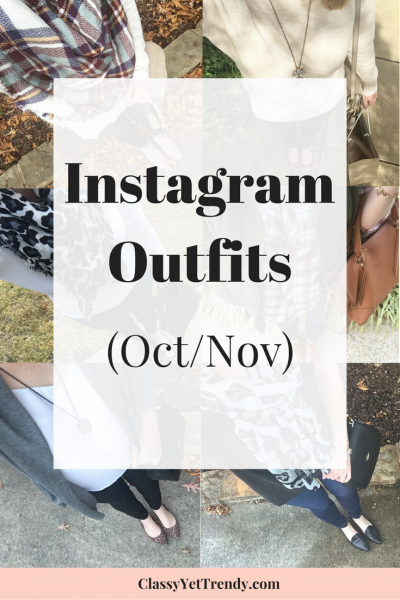 Instagram Lately (Trendy Wednesday Link-up #97)