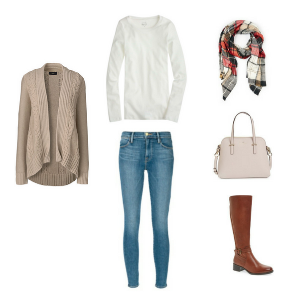 THE ESSENTIAL CAPSULE WARDROBE: WINTER 2017 COLLECTION - Outfit #24