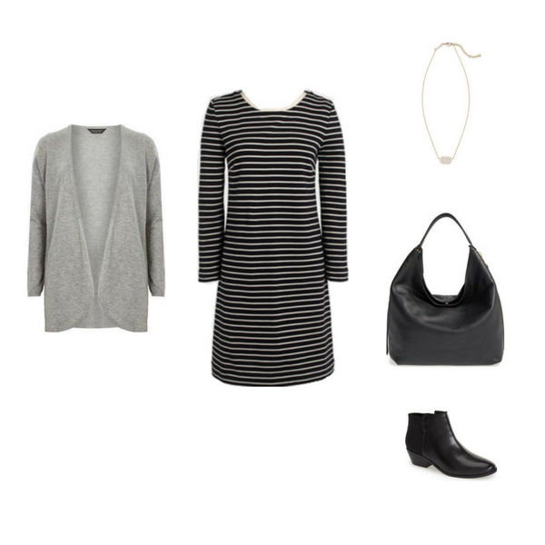 French Minimalist Fall 2016 - Outfit #36