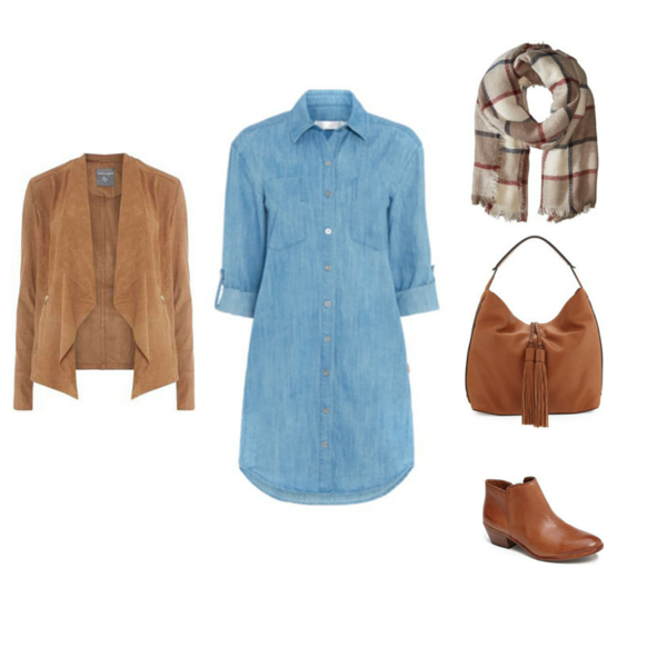 The Essential Capsule Wardrobe Fall 2016 - Outfit #94