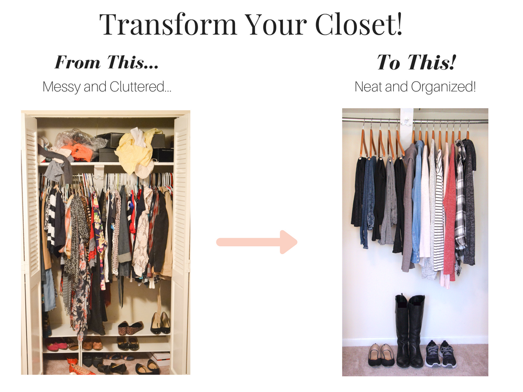 Transform Your Closet SAHM Winter 17