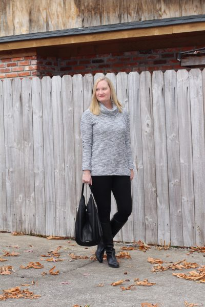 Black and Grey (Trendy Wednesday Link-up #100)