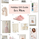 Holiday Gift Guide: For Mom