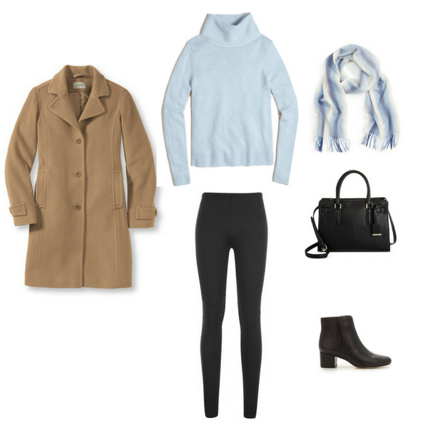 How To Wear Leggings 3 Ways - OUTFIT #2