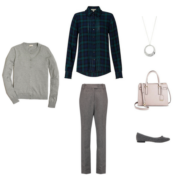 Workwear Winter 2017 Outfit #18