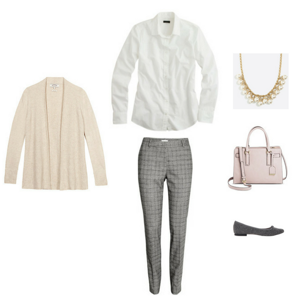 Workwear Winter 2017 Outfit #32