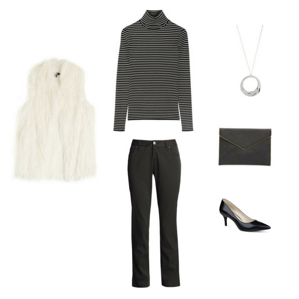 Workwear Winter 2017 Outfit #44