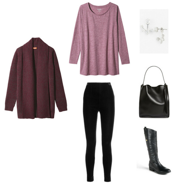 Stay At Home Mom Capsule Wardrobe Outfit 52