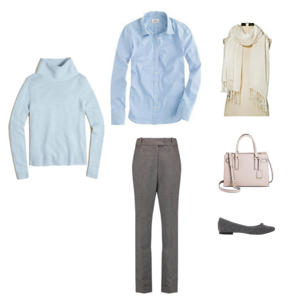 Workwear Winter 2017 Outfit #64