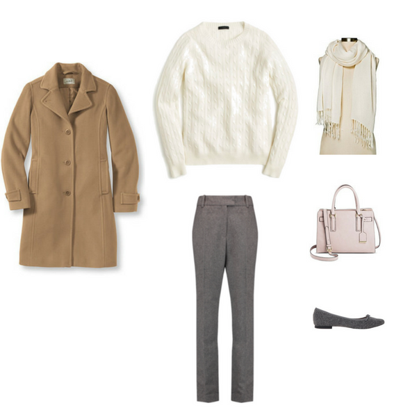 Workwear Winter 2017 Outfit #88