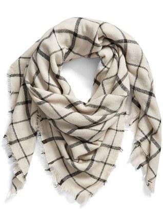 scarf-windowpane