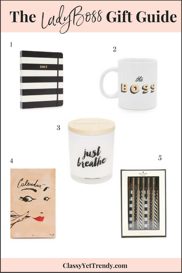 The LadyBoss Gift Guide
