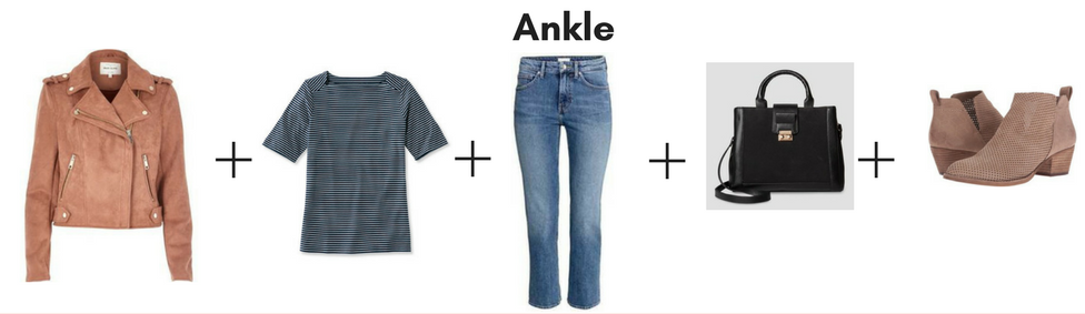 4 On-Trend Jeans & How To Wear Them - Ankle