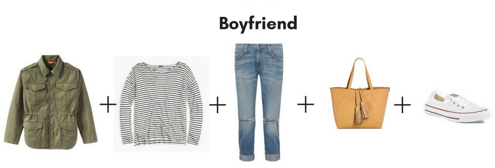 4 On-Trend Jeans & How To Wear Them - Boyfriend
