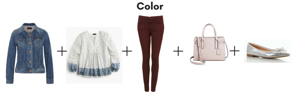 4 On-Trend Jeans & How To Wear Them - Colored Denim