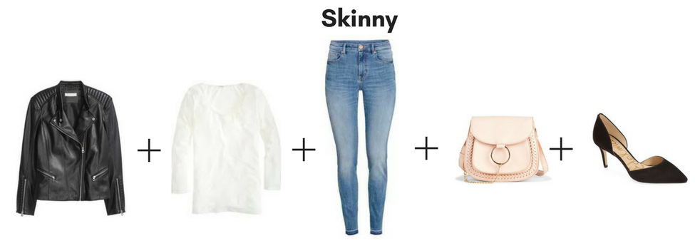 4 On-Trend Jeans & How To Wear Them - Skinny Jeans