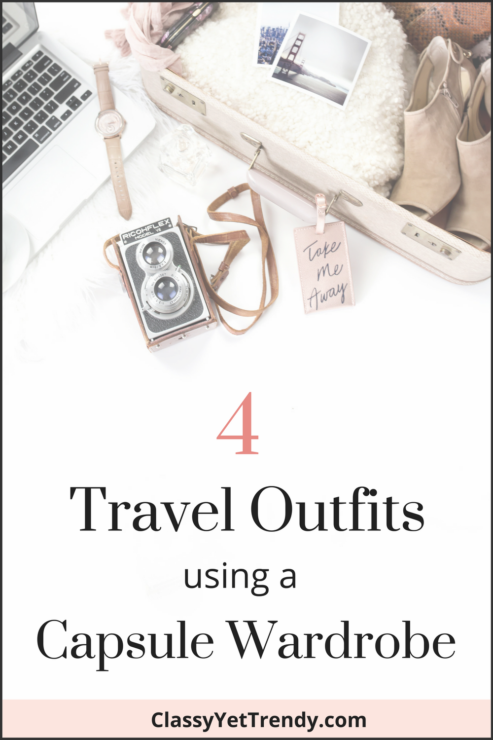 4 Travel Outfits Using A Capsule Wardrobe: 4 Travel Outfits Using A Capsule Wardrobe