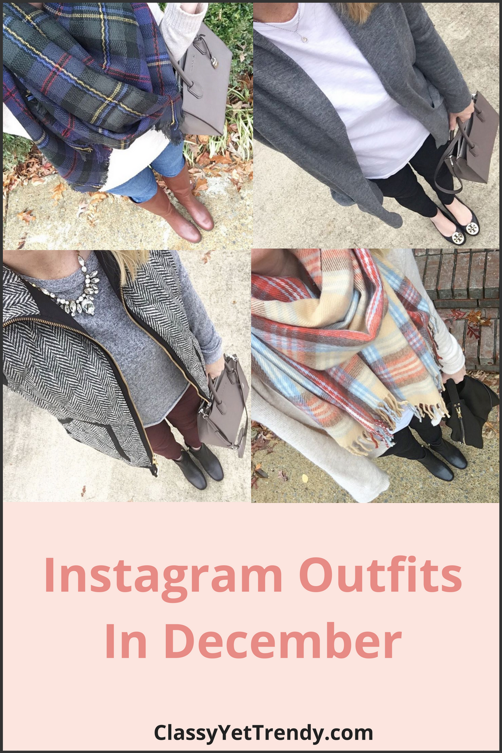 Instagram Outfits In December.