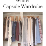 My 32-Piece Winter Capsule Wardrobe